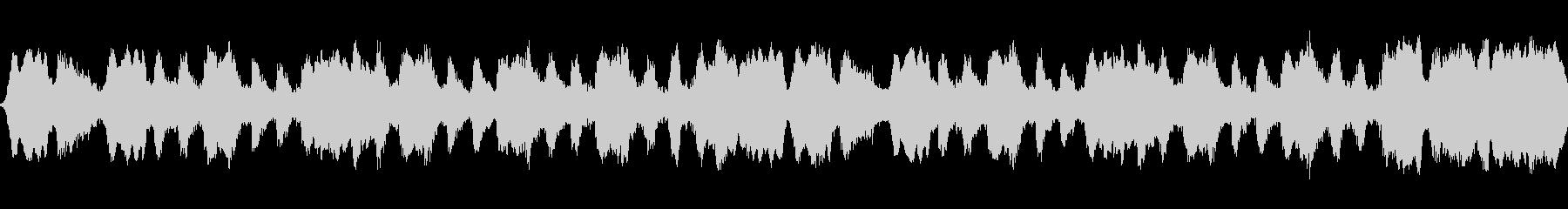 ピーカンサニーデイの未再生の波形