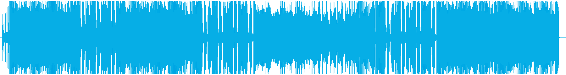 激しいメタルギター戦闘インパクトCMに。の再生済みの波形