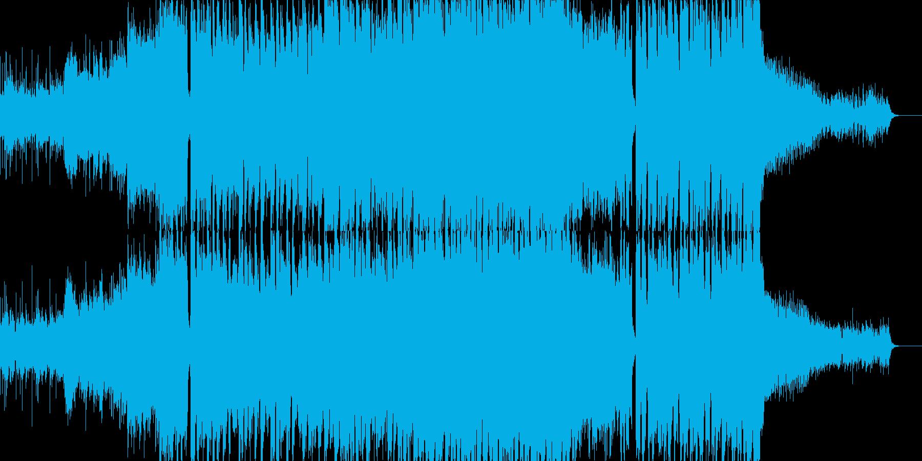 【ドラム無し】エピックメタル・オ…緊迫の再生済みの波形
