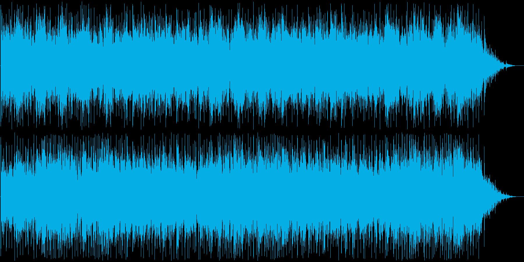 爽やかピアノメイン(新ヴァージョン)の再生済みの波形