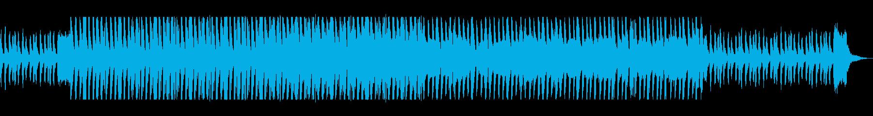マイナーで軽快なバイオリンテクノポップの再生済みの波形