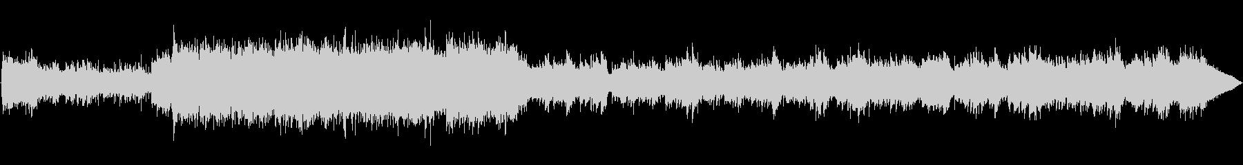 シタールを使ったループ音源の未再生の波形