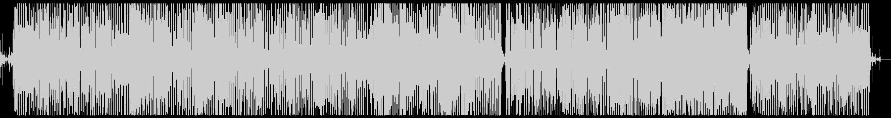 蓄音機で楽しげなジプシージャズ/スイングの未再生の波形