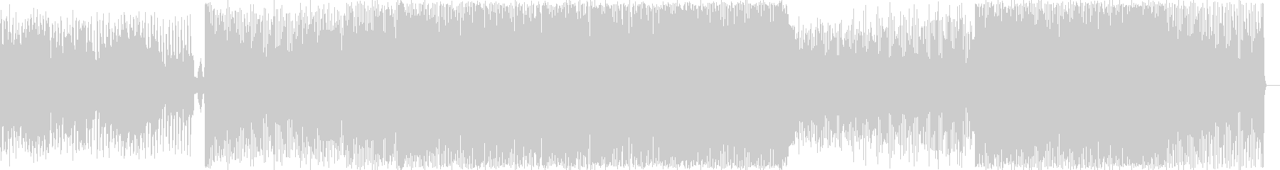 ラストボス、オーケストラ・ハウス系の未再生の波形