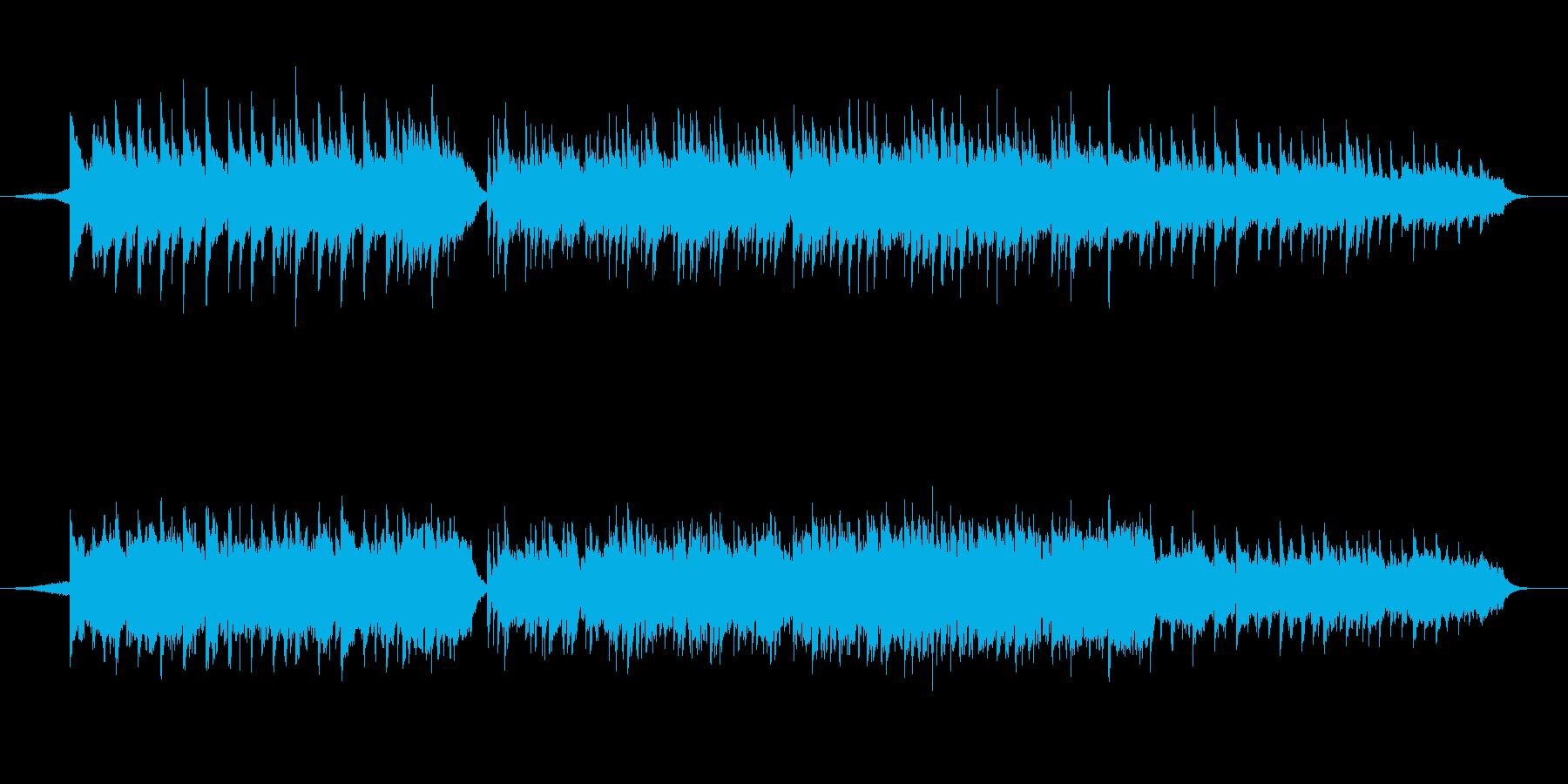 鐘の音 クリスマスの再生済みの波形