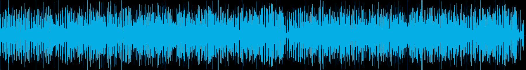 夏にぴったりなハチャメチャロケンロールの再生済みの波形
