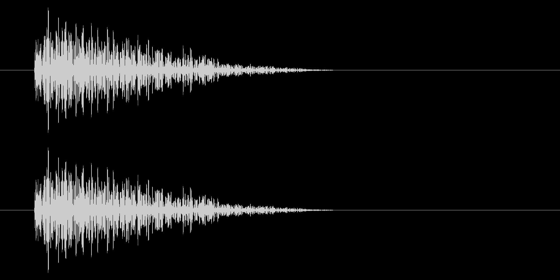 SNES-RPG05-15(倒す)の未再生の波形