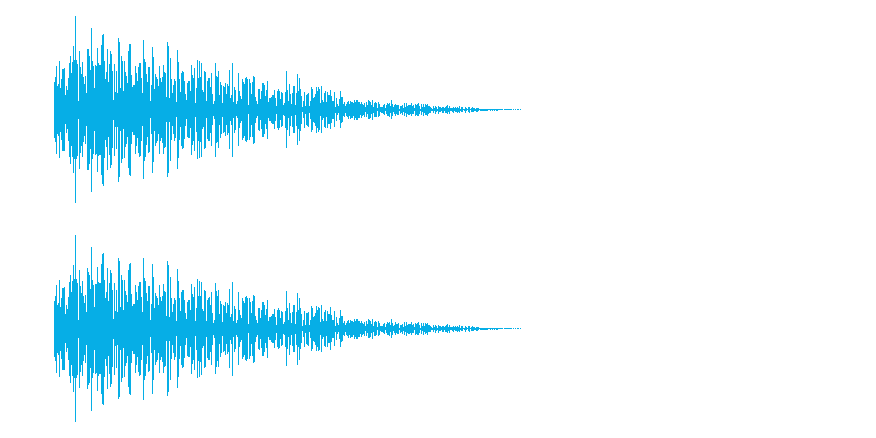 SNES-RPG05-15(倒す)の再生済みの波形