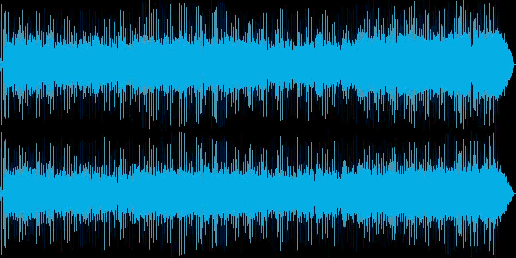 ピアノをメインにした、爽やかなバンドサ…の再生済みの波形