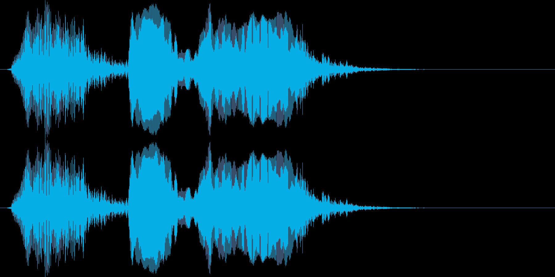 がんばろう(幼児)の再生済みの波形