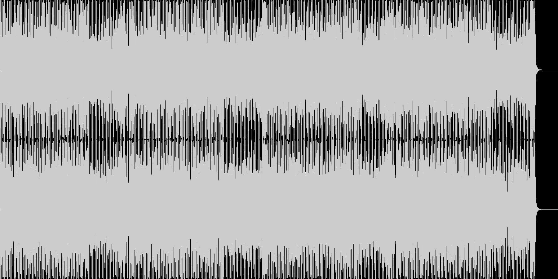 ダンス/懐かしさ/オケヒット/ディスコの未再生の波形