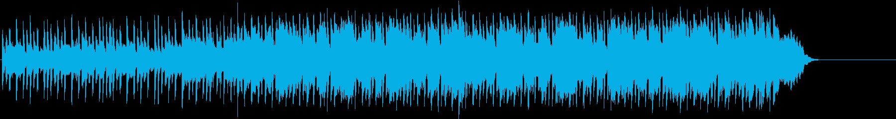 ほのぼのと優しいポップ(Aメロ~サビ)の再生済みの波形