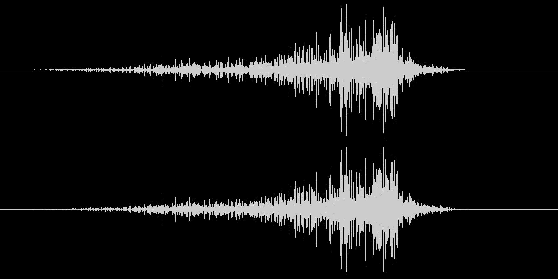 193_リバース7の未再生の波形