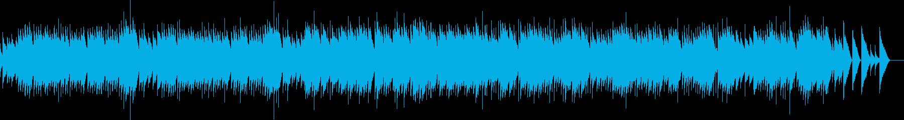 エルガー 愛の挨拶 (オルゴール)の再生済みの波形
