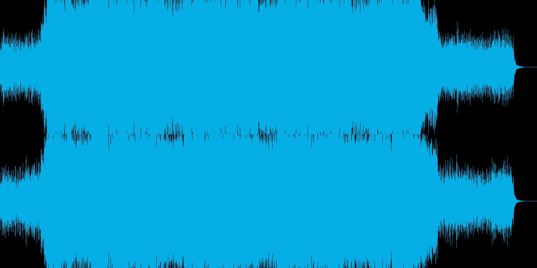 ギター 前衛的の再生済みの波形