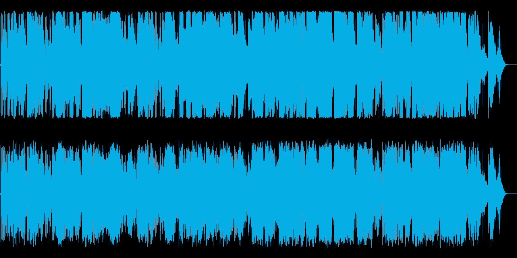 Amazing Grace (sax)の再生済みの波形