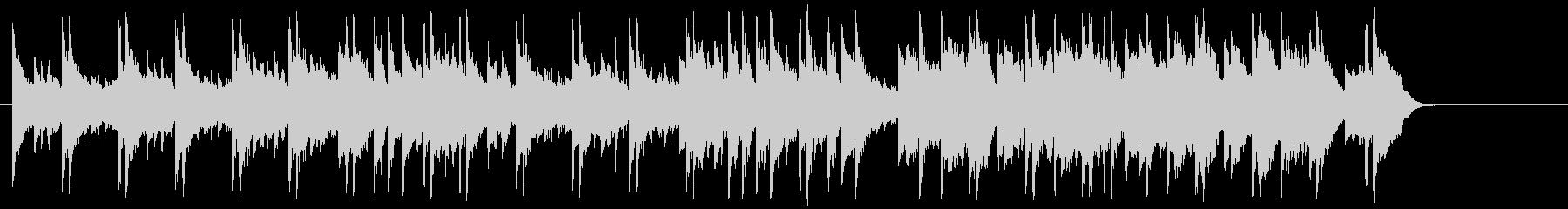 まどろみアコースティック(Aメロ~サビ)の未再生の波形