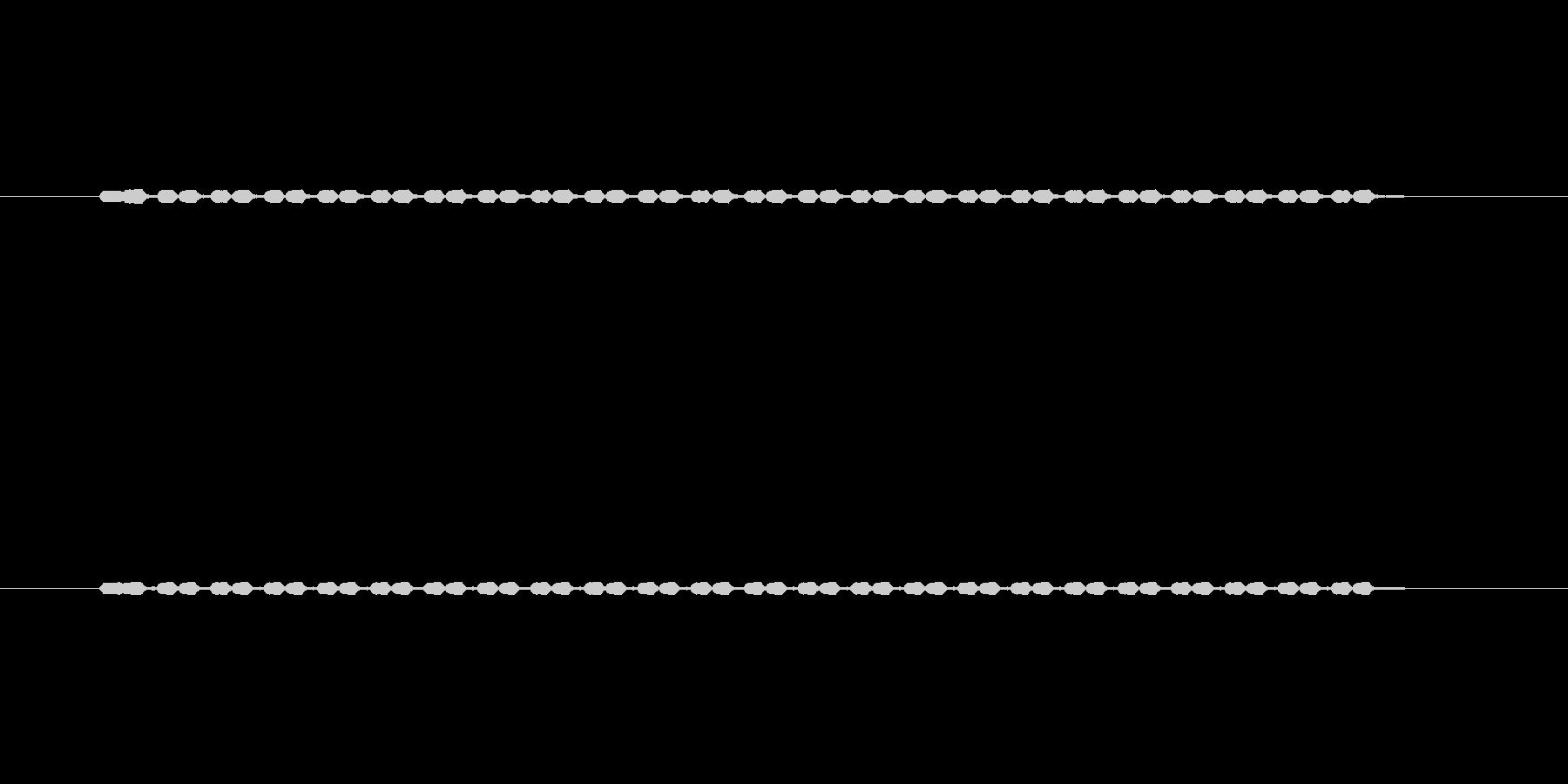 【サイバー11-1】の未再生の波形