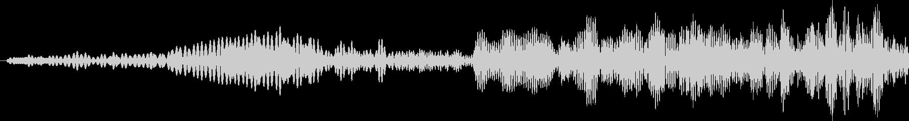 ブァアッ (ステータスアップの効果音)の未再生の波形