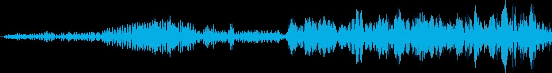ブァアッ (ステータスアップの効果音)の再生済みの波形