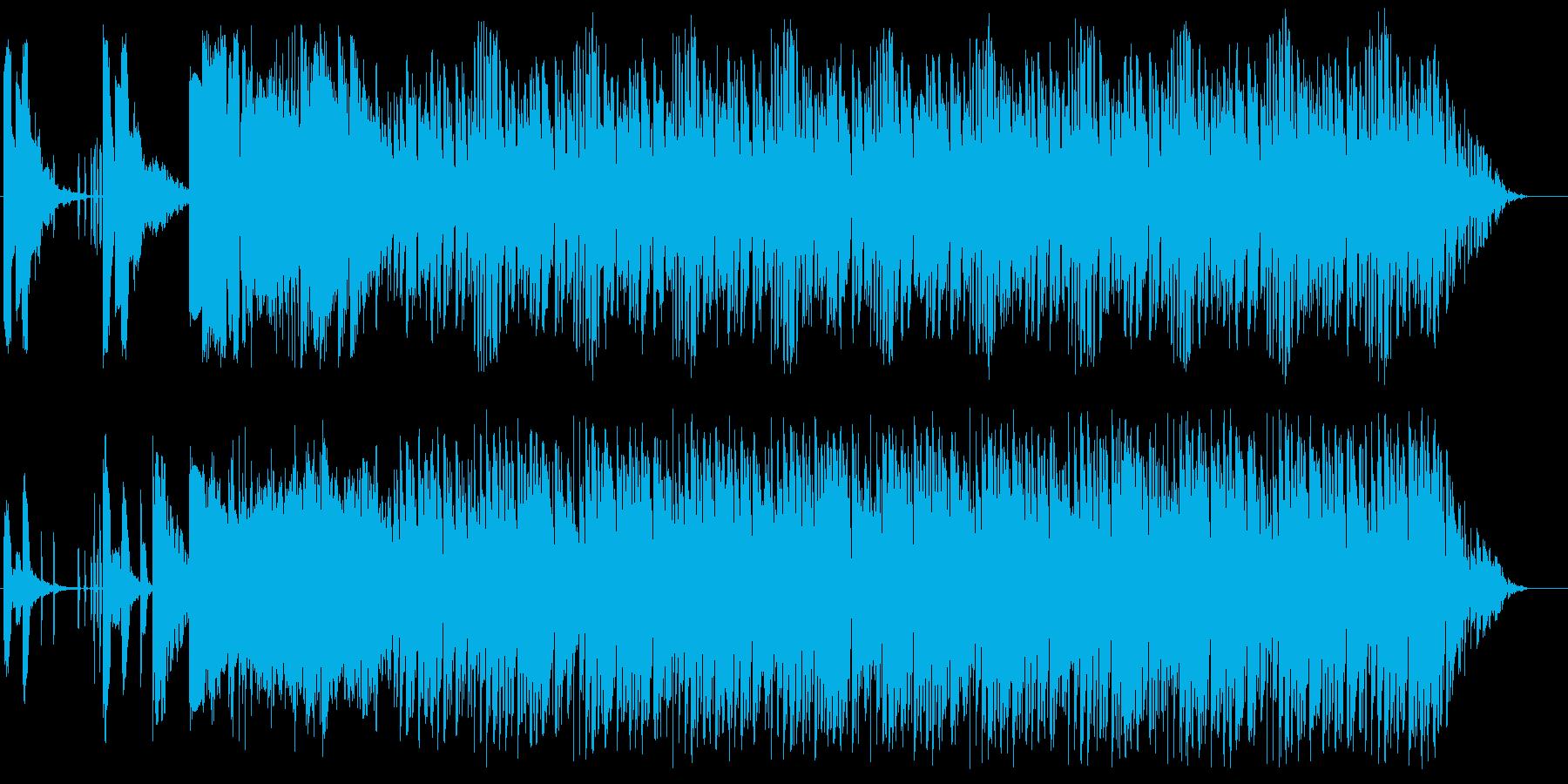 クールなBGM♪ニュース番組やゲーム等にの再生済みの波形