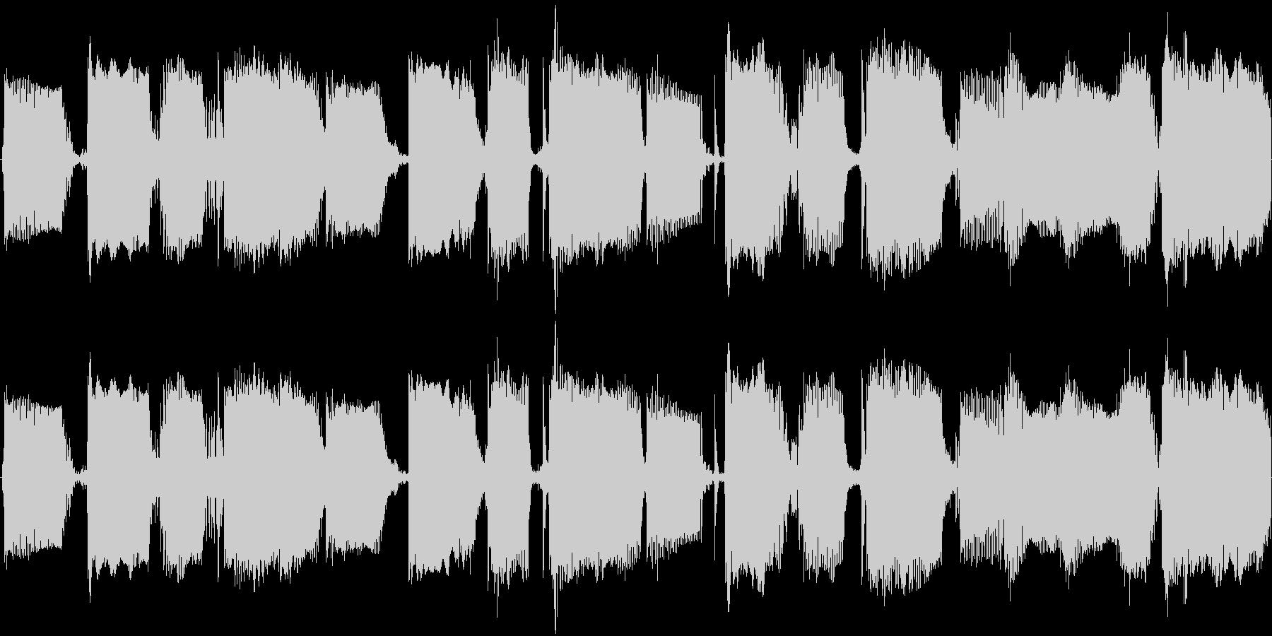 ファンク等に使えるスラップベースループの未再生の波形