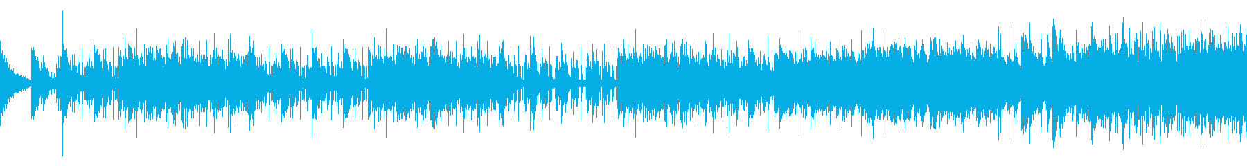 悲しみに負けない力強いピアノ/ループ可の再生済みの波形