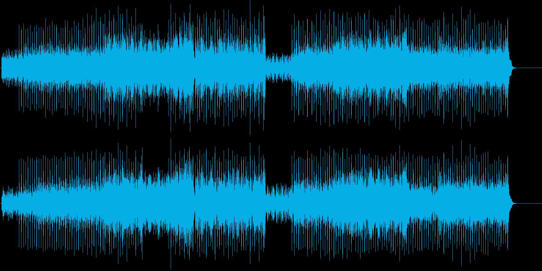 イマジネーションをくすぐるアシッドの再生済みの波形