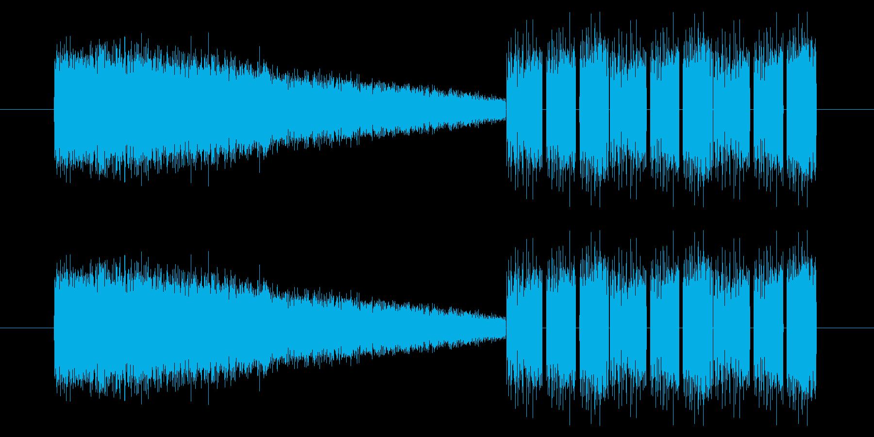SNES-RPG04-10(魔法 氷3)の再生済みの波形