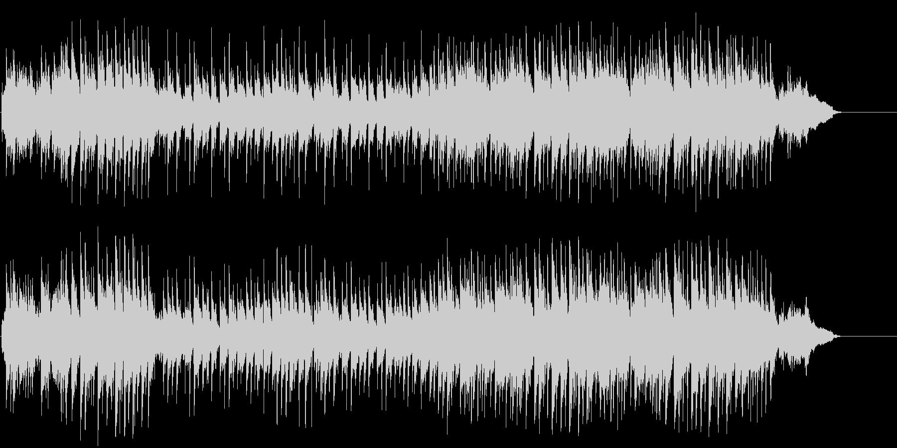 スイートなポップ/バラード/テーマの未再生の波形