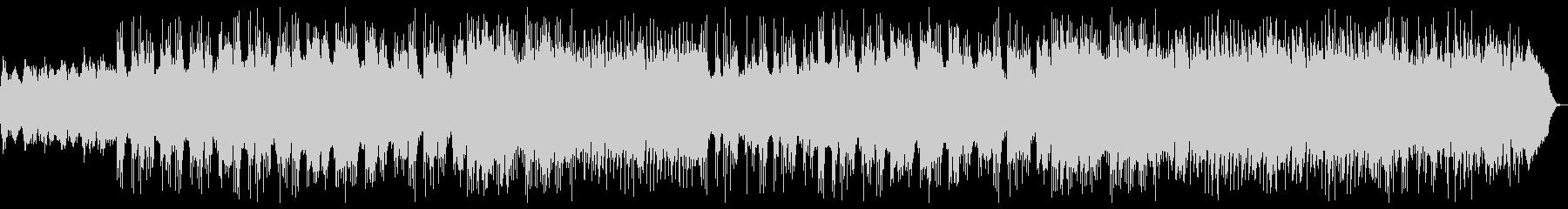 ヘビーメタル ダークな魔族系フィールド曲の未再生の波形