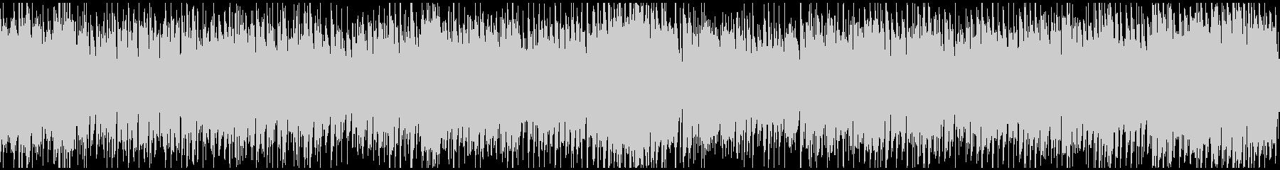 超陽気なカントリー ※ループ仕様版の未再生の波形