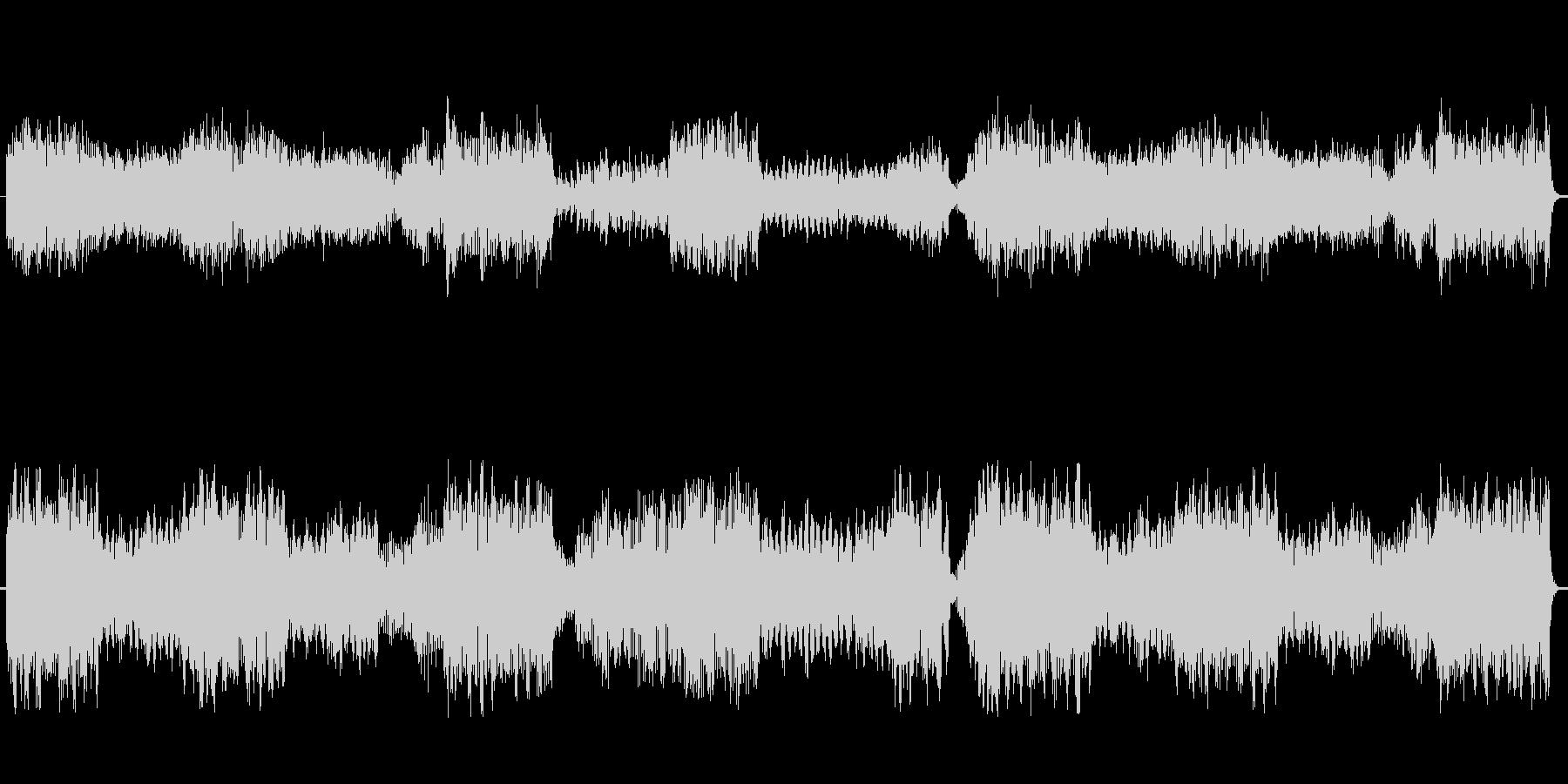 ファンタジーRPGの王宮をイメージした…の未再生の波形