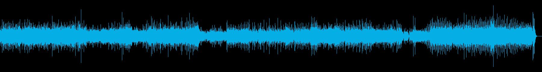 キューバ序曲(シンセ版)の再生済みの波形