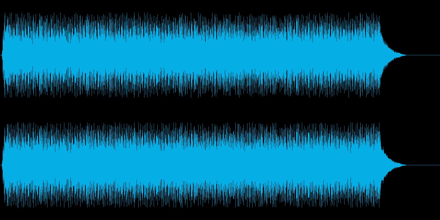 慌ただしい スリル スピード 報道 機械の再生済みの波形