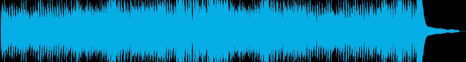 爽やか・ピアノ・映像・イベント用の再生済みの波形
