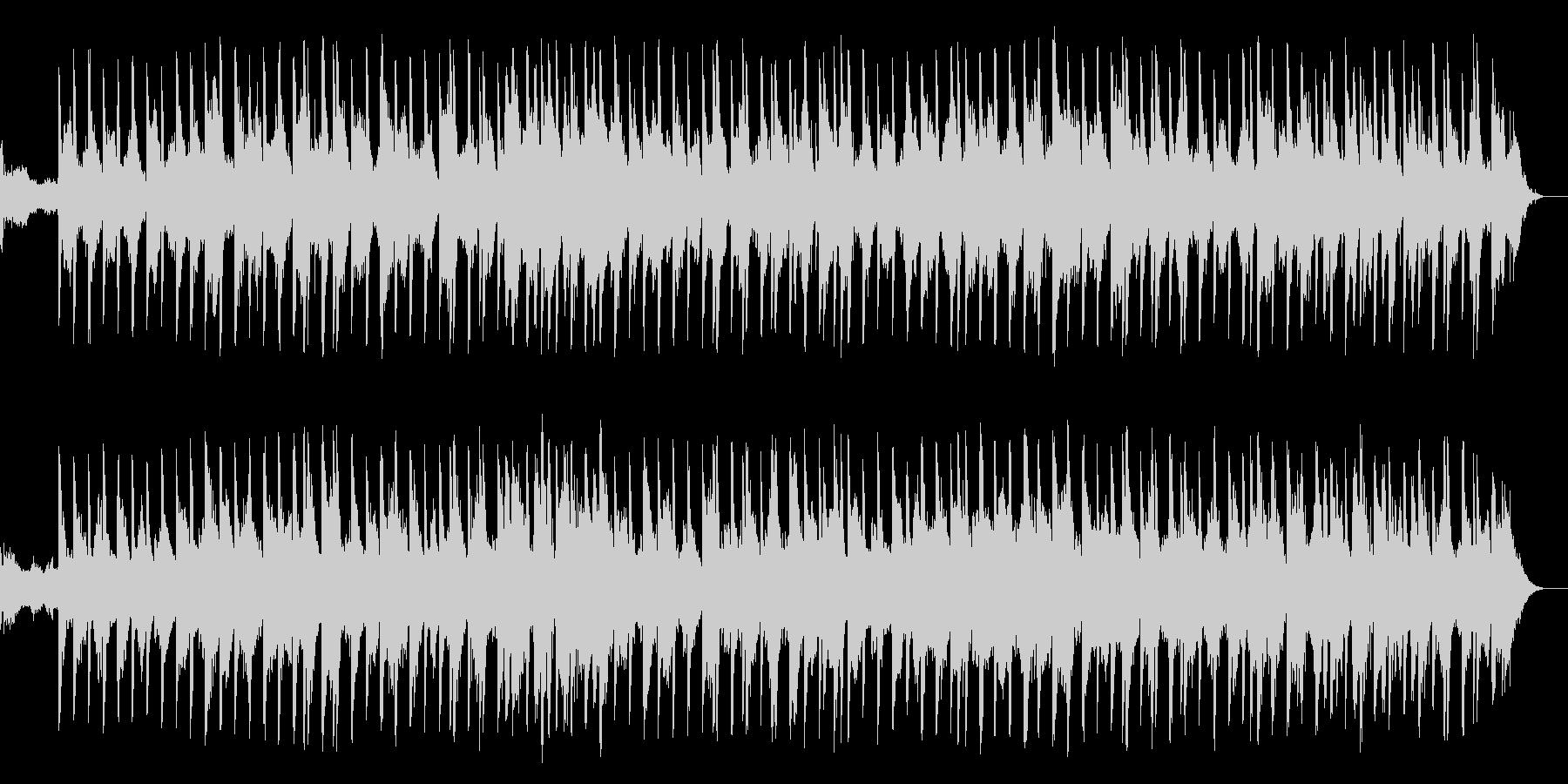 リラックス 催眠 不思議 CM 情報の未再生の波形