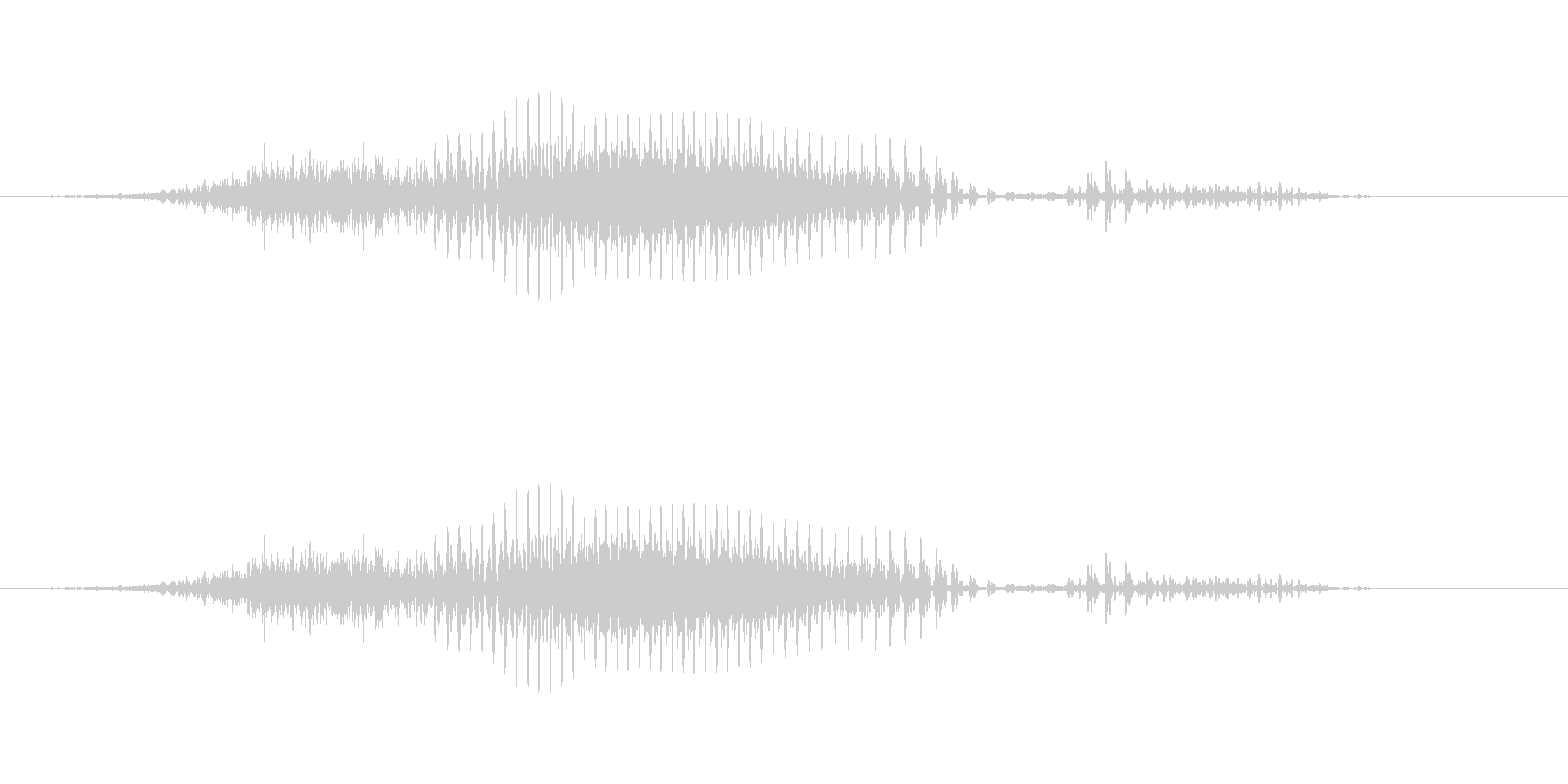 都道府県 - 兵庫の未再生の波形