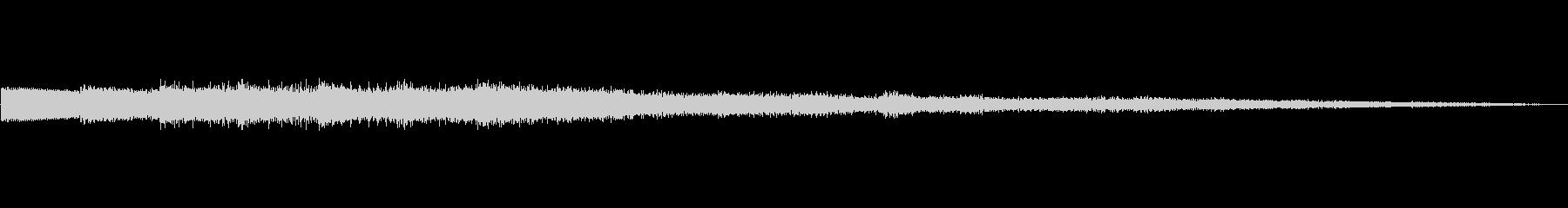 ピロリロリロリン レベルアップ発見 04の未再生の波形