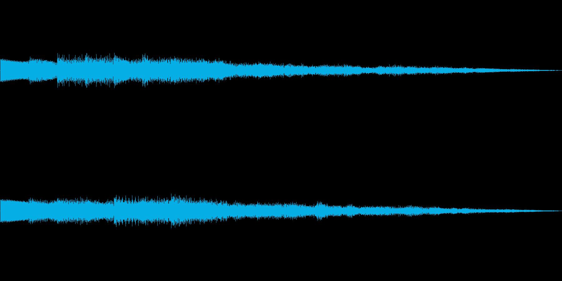 ピロリロリロリン レベルアップ発見 04の再生済みの波形