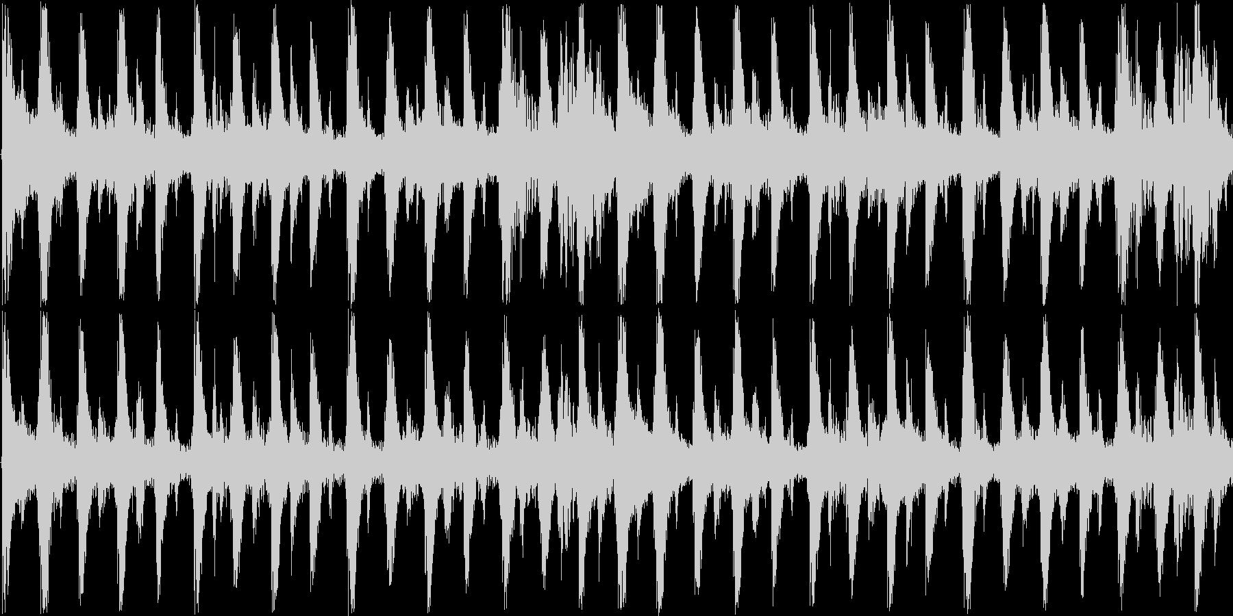 リズミカルなビートで軽快に前進-ループ可の未再生の波形