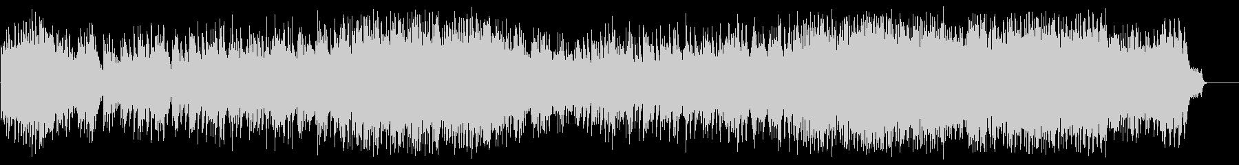 感動のピアノ・バラード(フルサイズ)の未再生の波形
