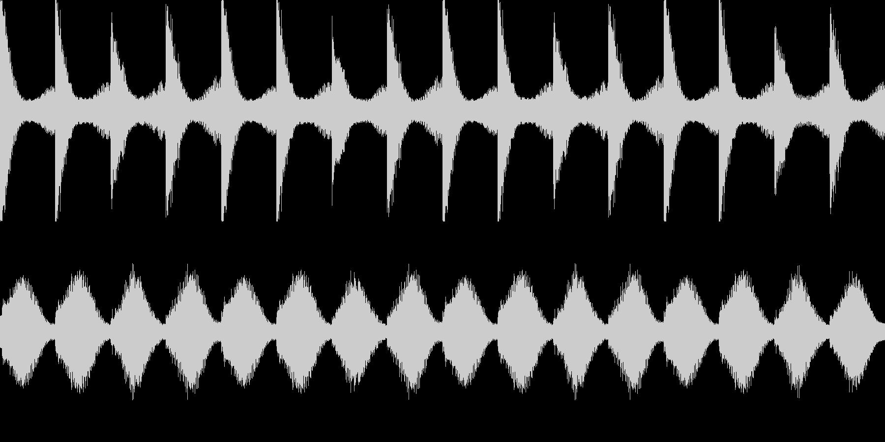 【エレピ】悲しげ ピアノの未再生の波形