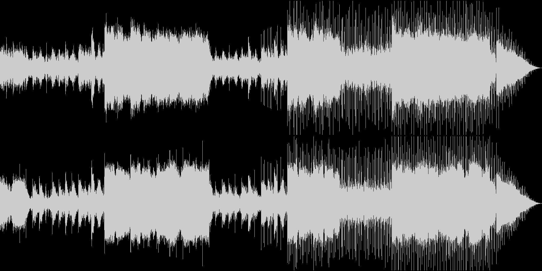 アンビエント/ポップス/バラードの未再生の波形