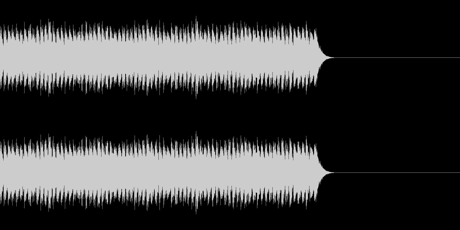 点数計算(ババババ。パチンコ風)の未再生の波形