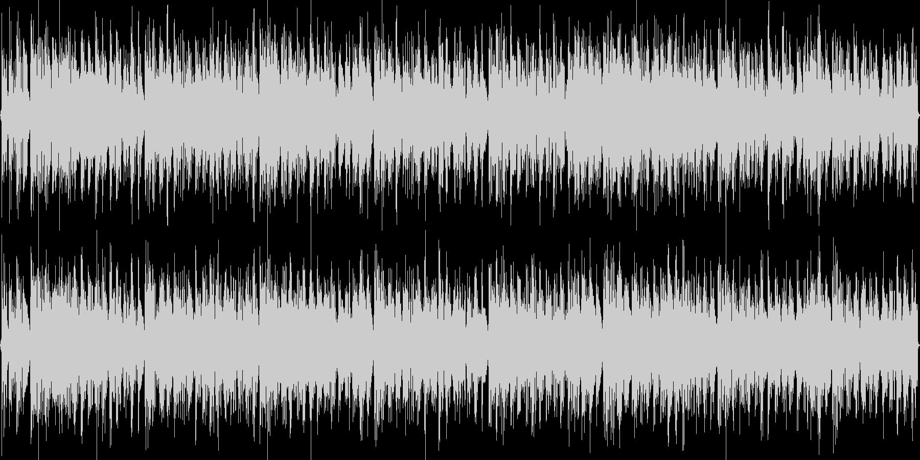 DJや店舗のBGMとして使えるような曲。の未再生の波形