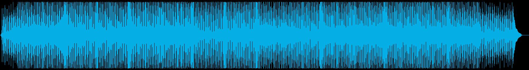 【メロ抜き】アップテンポなコンセプトムーの再生済みの波形