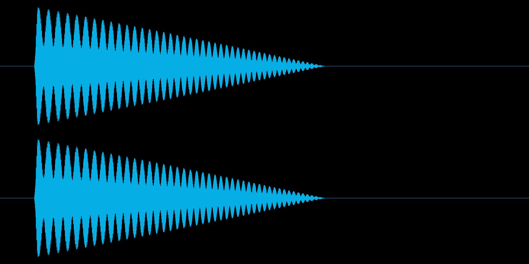SNES シューティング01-08(アイの再生済みの波形
