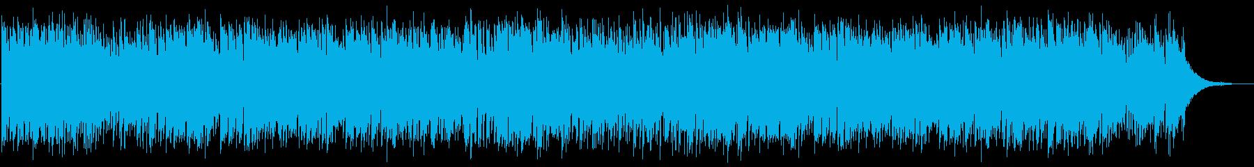 ワルツ「眠れる森の美女」よりJazzの再生済みの波形