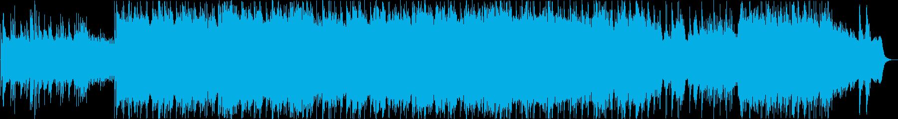 ショパン/ノクターンのギターアレンジ版の再生済みの波形